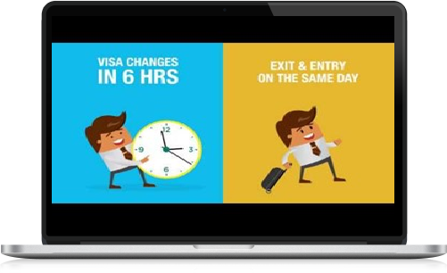Visa Change Global